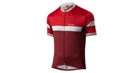 Löffler Classico Bike Trikot FZ Herren rot